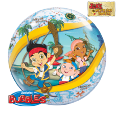 Disney Jake & The Never Land Pirates Bubble Balloon